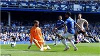 VIDEO Everton 4-0 MU: Thi đấu bạc nhược, MU yên vị ở vị trí thứ 6
