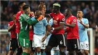 Lịch thi đấu bóng đá Ngoại hạng Anh: MU vs Man City, Wolves vs Arsenal