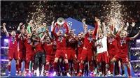 VIDEO Tottenham 0-2 Liverpool: Chức vô địch xứng đáng cho 'The Kop'
