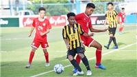 Trực tiếp bóng đá: U15 Thái Lan vs U15 Malaysia (18h00 ngày 5/8)