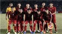 Kết quả bóng đá U18 Đông Nam Á mới nhất