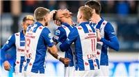 Kết quả bóng đá Hà Lan vòng 5: Heerenveen của Văn Hậu bị Fortuna cầm hòa