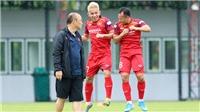 Đội hình xuất phát của Việt Nam ở trận đấu với Thái Lan