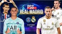 Kết quả bóng đá: PSG vs Real Madrid (02h00 hôm nay)