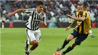 Trực tiếp bóng đá: Juventus đấu với Verona (23h00 hôm nay). Xem trực tiếp FPT Play