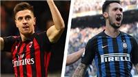 Trực tiếp bóng đá: AC Milan đấu với Inter Milan (01h45 ngày 22/9). Xem trực tiếp FPT Play