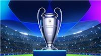 Lịch thi đấu C1: Lịch trực tiếp bóng đá Champions League