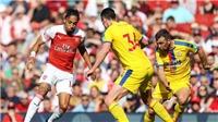 Trực tiếp bóng đá hôm nay: Arsenal đấu với Crystal Palace (23h30). K+, K+PM, K+PC