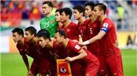 Bảng xếp hạng bảng G vòng loại World Cup 2022: Trực tiếp bóng đá Việt Nam vs Thái Lan