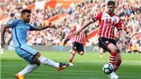 Xem trực tiếp bóng đá: Man City đấu với Southampton (22h hôm nay). K+, K+PM, K+NS