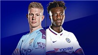 Xem bóng đá trực tiếp Man City vs Chelsea (00h30 ngày 24/11). Trực tiếp K+, K+PM, K+PC
