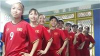 Rơi nước mắt với nữ Việt Nam tại SEA Games 30: Ăn không đủ no, tắm không nước nóng