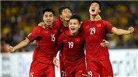 FIFA chọn Việt Nam là một trong 12 đội tuyển gây ngạc nhiên năm 2019