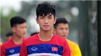 U23 Việt Nam vs U23 Jordan: Fan Việt tiếc nuối vì Trọng Đại vắng mặt?