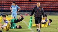 FPT Play trực tiếp bóng đá U23 Việt Nam vs U23 UAE. Trực tiếp VTV6