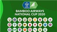 Lịch thi đấu bóng đá Cúp quốc gia Việt Nam. Lịch thi đấu tứ kết Cúp quốc gia 2020