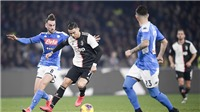 Link xem trực tiếp bóng đá Napoli vs Juventus. Trực tiếp bóng đá Ý