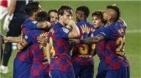 VIDEO bàn thắng Barcelona 1-0 Athletic Bilbao: Người hùng từ ghế dự bị