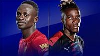 Link xem trực tiếp bóng đá. Liverpool vs Crystal Palace. Trực tiếp bóng đá Anh. K+, K+PM