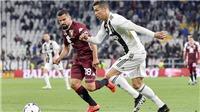 Link xem trực tiếp bóng đá. Juventus vs Torino. Trực tiếp bóng đá Ý. FPT Play trực tiếp
