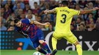Link xem trực tiếp bóng đá. Villarreal vs Barcelona. Trực tiếp bóng đá Tây Ban Nha. BĐTV