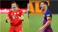 Lịch thi đấu tứ kết cúp C1: Leipzig vs Atletico, Barcelona vs Bayern Munich