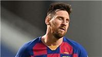 CẬP NHẬT Leo Messi tuyên bố rời Barcelona