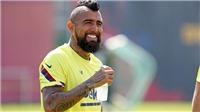 Arturo Vidal: 'DNA của Barca đã lỗi thời'