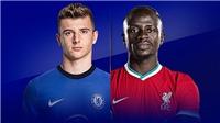 Cập nhật trực tiếp bóng đá Ngoại hạng Anh: Chelsea vs Liverpool