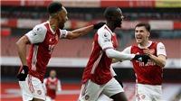 Arsenal 2-1 Sheffield: Pepe và Saka tỏa sáng, 'Pháo thủ' vào Top 4