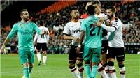 Link xem trực tiếp bóng đá. Valencia vs RealMadrid.Trực tiếp bóng đá Tây Ban Nha