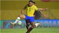Firmino giúp Brazil toàn thắng ở vòng loại World Cup 2022