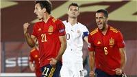Link xem trực tiếp bóng đá.Thụy Sĩ vs Tây Ban Nha. Xem trực tiếp Nations League