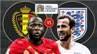 Link xem trực tiếp bóng đá.Bỉ vs Anh. Xem trực tiếp UEFA Nations League