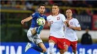 Link xem trực tiếp bóng đá.Italia vs Ba Lan. Xem trực tiếp UEFA Nations League
