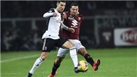 Link xem trực tiếp Juventus vs Torino. Xem trực tiếp bóng đá Serie A vòng 10