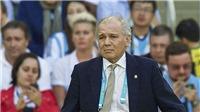 Cựu HLV ĐT Argentina Alejandro Sabella qua đời ở tuổi 66