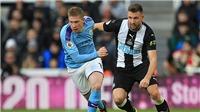 Link xem trực tiếp Man City vs Newcastle. Trực tiếp bóng đá Ngoại hạng Anh vòng 15