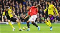 Link xem trực tiếp MU vs Watford. Trực tiếp bóng đá Vòng 3 Cúp FA