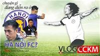 Chuyện gì đang xảy ra tại Hà Nội FC?
