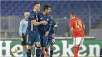 Link xem trực tiếpArsenal vs Benfica. K+, K+PM trực tiếp bóng đá Cúp C2 châu Âu