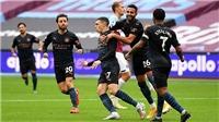Video clip bàn thắng trậnMan City vs West Ham