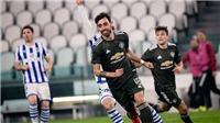 Link xem trực tiếpMU vs Sociedad. K+, K+PM trực tiếp bóng đá Cúp C2 châu Âu