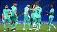 Video clip bàn thắng trận Real Madrid vs Sociedad