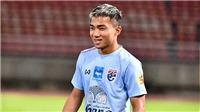 Tiền vệ Chanathip Songkrasin của Thái Lan: 'Việt Nam thích đá hung hăng' (Trực tiếp bóng đá)