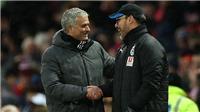 Mourinho: 'Hãy trao danh hiệu HLV thanh lịch nhất Premier League cho tôi'