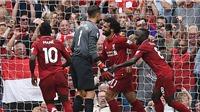 ĐIỂM NHẤN Liverpool 4-0 West Ham: Các tân binh tỏa sáng. Bộ ba Salah-Mane-Firmino vẫn quá 'đỉnh'