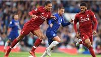 Video Chelsea 1-1 Liverpool: Hazard lại ghi bàn, Sturridge sút xa tuyệt đẹp