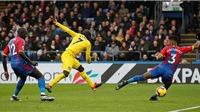 Video Crystal Palace 0-1 Chelsea: Kante mang quà về cho Sarri