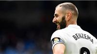 Real Madrid 2-1 Eibar: Benzema tỏa sáng, Real tìm lại cảm giác chiến thắng